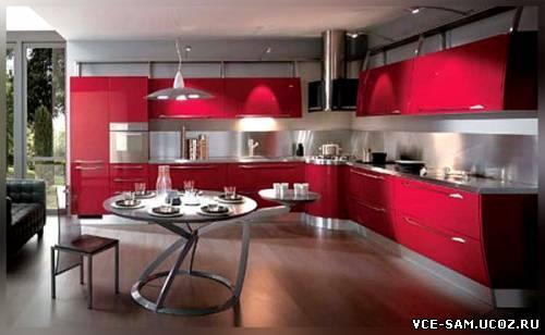 кухни икеа в интерьере.