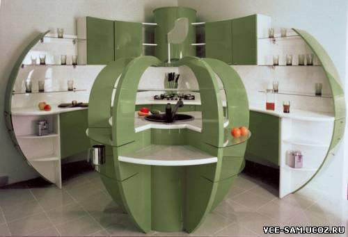 интерьер кухни фото 12 кв метров