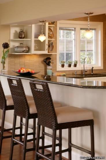 Кухня гостиная прихожая дизайн