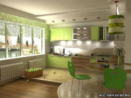 кухни икеа в интерьере фото.