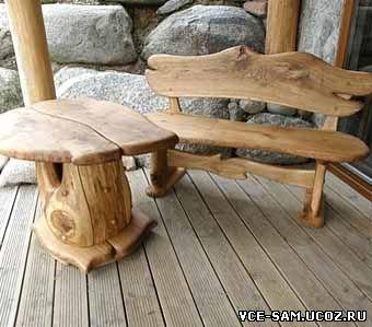 Поделки своими руками деревянные